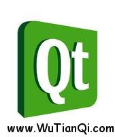 Qt的logo